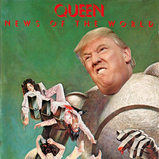 Queen's Brian May Does Not Approve of Donald Trump's Use of 'We Are the Champions'
