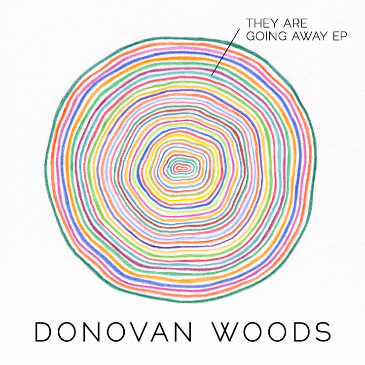 Donovan Woods Unveils 'They Are Going Away' EP