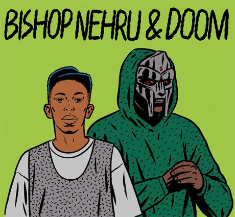 Bishop Nehru and DOOM Team Up for New Project