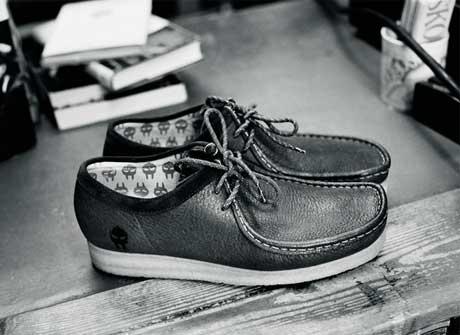 DOOM Designs His Own Shoe for Clarks Originals