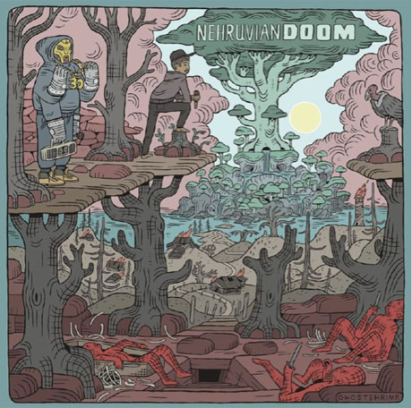 "Bishop Nehru and DOOM ""Caskets"""