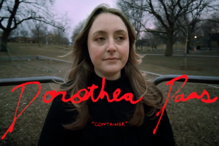 Dorothea Paas Serenades Her Own Anxiety on 'Container'