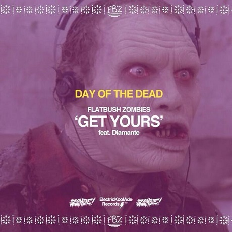 "Flatbush Zombies ""Get Yours"" (ft. Diamante)"