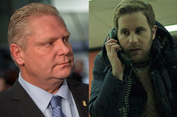Doug Ford Sued — and Settled with — the Filmmakers of Toronto Drama 'Run This Town'