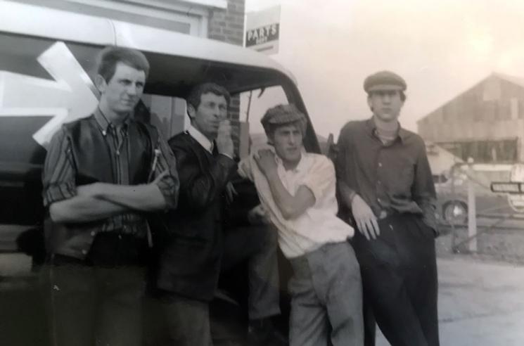 Original Who Drummer Doug Sandom Dies at 89