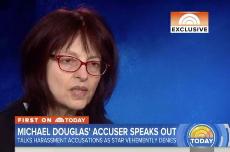​Michael Douglas Accused of Sexual Harassment by Journalist Susan Braudy
