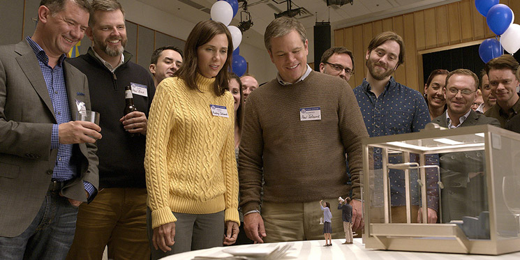 TIFF 2017: Downsizing Directed by Alexander Payne