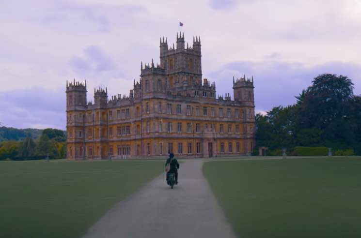 ​Here's Your First Look at the 'Downton Abbey' Movie