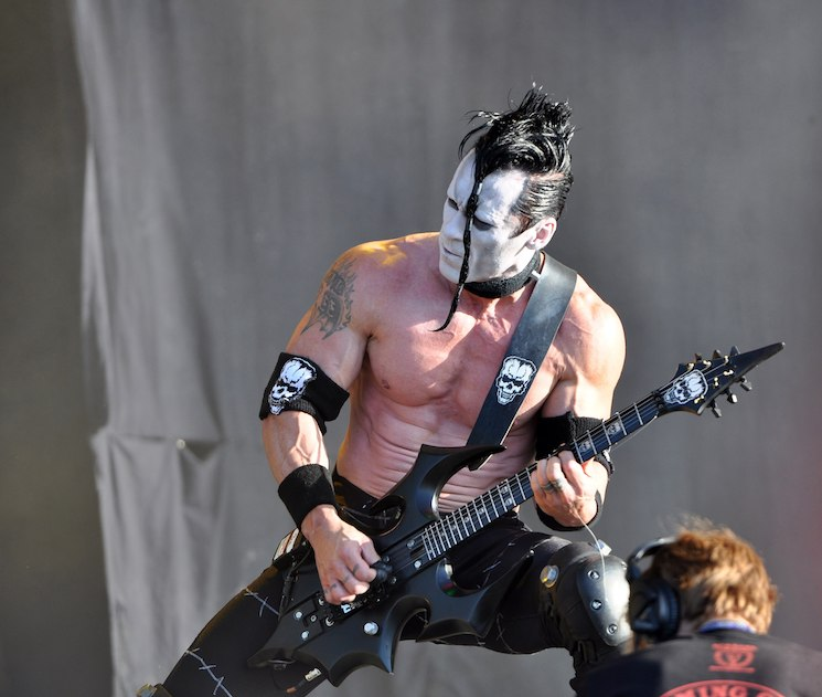 Misfits' Doyle Wolfgang von Frankenstein Really Hates Doing Meet-and-Greets