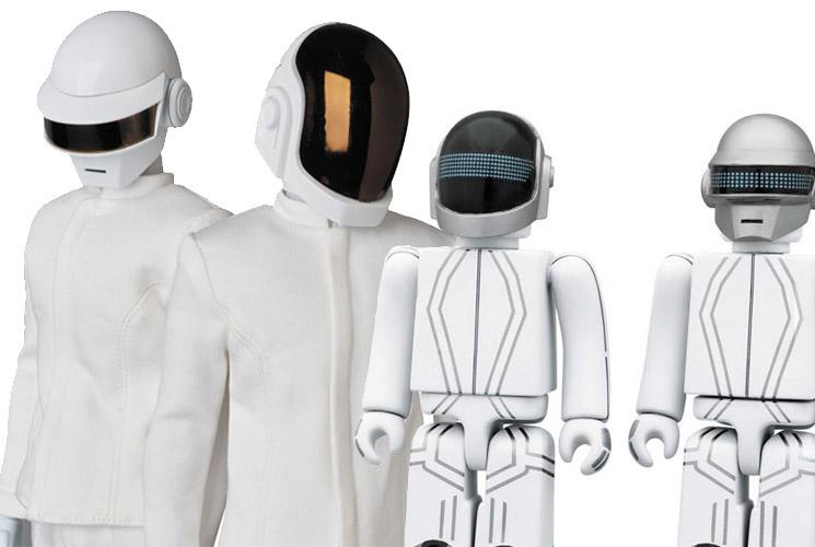 Daft Punk Get Grammy Action Figures