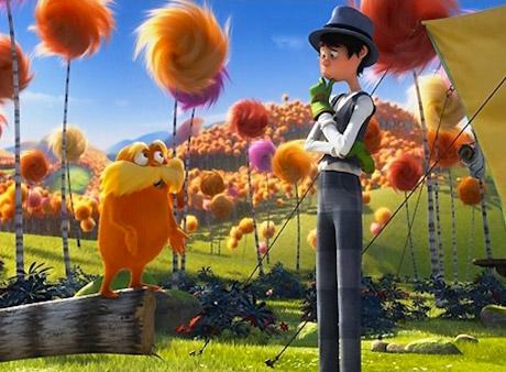 Dr. Seuss' The Lorax [Blu-Ray] Chris Renaud & Kyle Balda