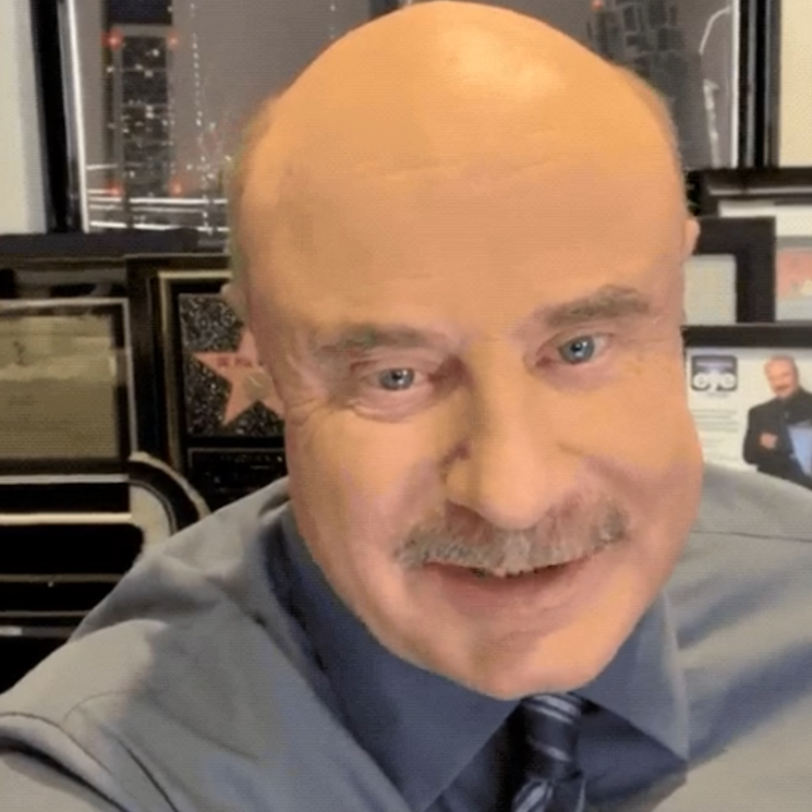 Dr. Phil Wants You to Stop Calling Him 'Daddy'