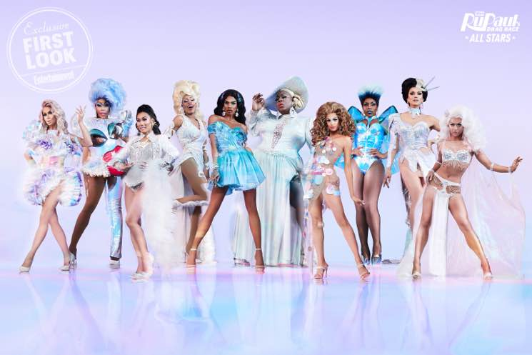 'RuPaul's Drag Race' Reveals Cast for 'All-Stars 4'