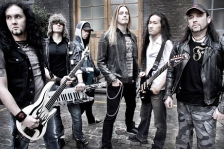 DragonForce to Take 'The Power Within' on North American Tour