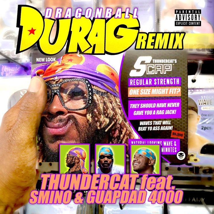 Thundercat Gets Smino and Guapdad 4000 for his 'Dragonball Durag' Remix
