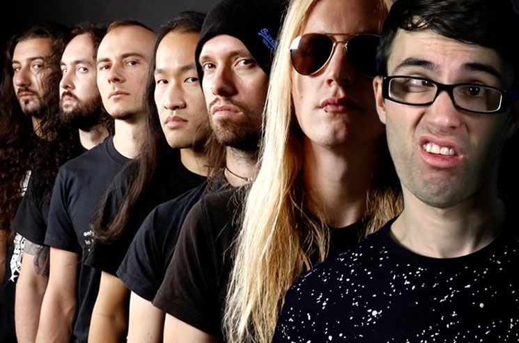 DragonForce's Newest Member Is a YouTuber