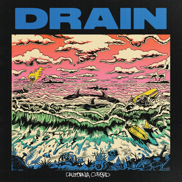 Drain California Cursed