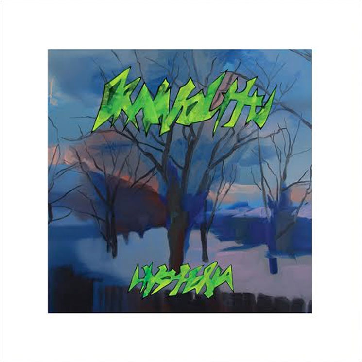 Drainolith Returns with New Album for NNA Tapes