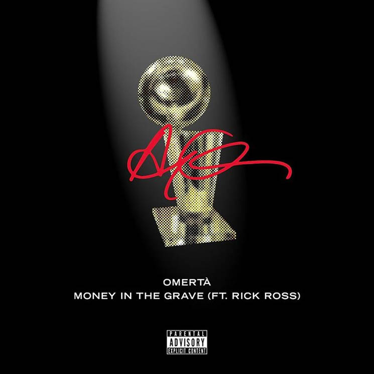 "Stream Drake's New Songs ""Omertà"" and ""Money in the Grave"""