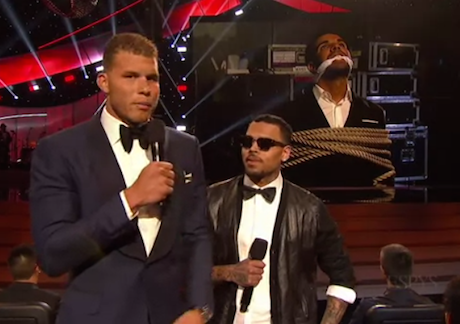 Watch Drake Make Comedy Magic on the ESPYs