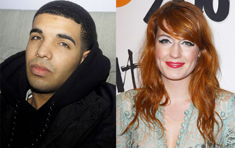Drake Performs with Florence Welch, Plans Collaborative Track
