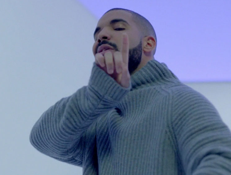 """Drake """"Hotline Bling"""" (video)"""