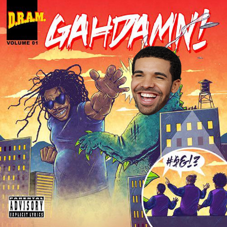 "D.R.A.M. Says Drake Jacked His Beat for ""Hotline Bling"""