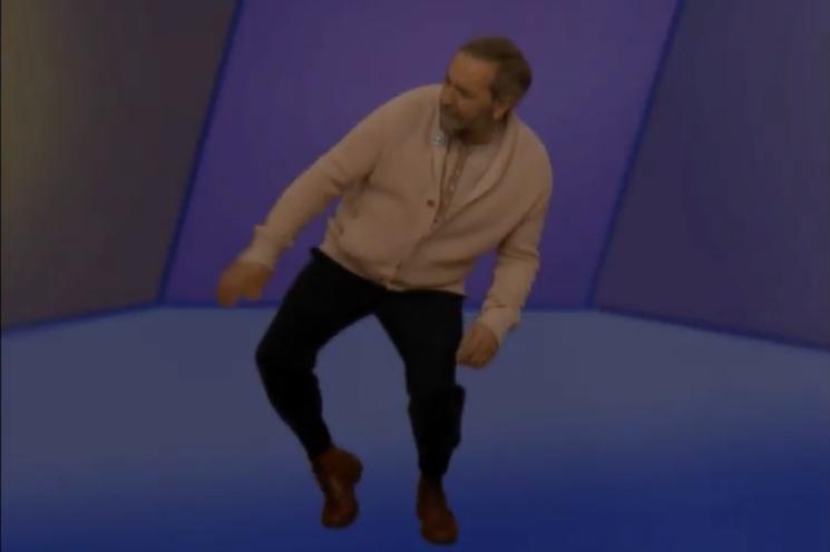 "Drake's ""Hotline Bling"" Inspires Dad Dancing from Tom Mulcair"
