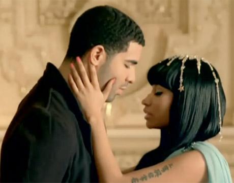 Drake 'Make Me Proud' (ft. Nicki Minaj)
