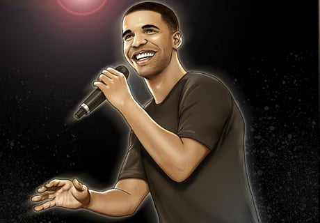 Drake Gets His Own Comic Book