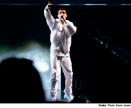 OVO Fest 2012 featuring Drake, the Weeknd, 2 Chainz, A$AP Rocky Molson Canadian Amphitheatre, Toronto ON August 5