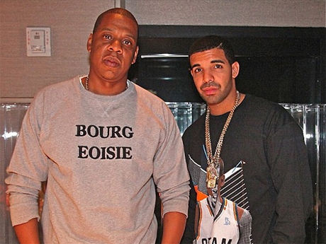 Drake Hits the Studio with Jay-Z, Gets Added to 'Anchorman' Sequel