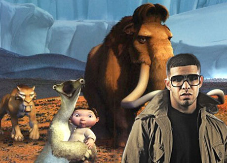 Drake to Voice Character in New <i>Ice Age</i> Film