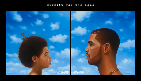 Drake Reveals 'Nothing Was the Same' Artwork