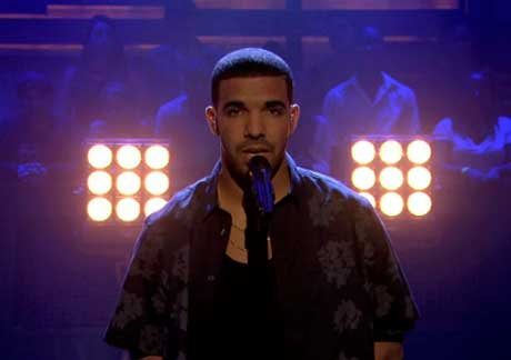 "Drake ""Too Much"" (live on 'Fallon')"