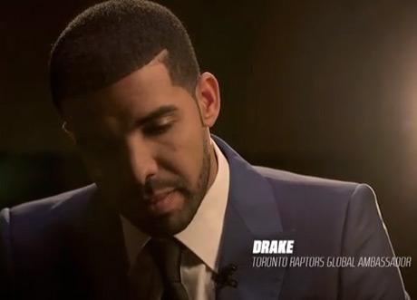 Drake Toronto Raptors Promo Video