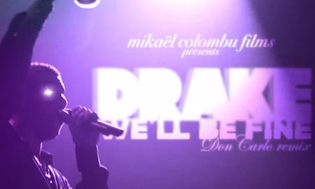 "Drake ""We'll Be Fine"" (Mikael Colombu video)"