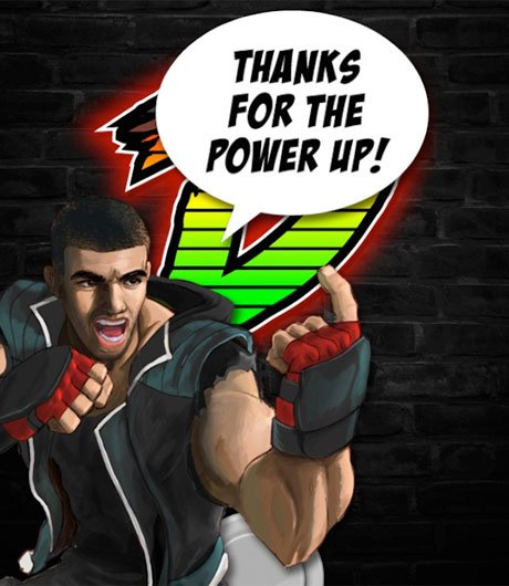 Drake and Lil Wayne Transformed into Videogame Characters for 'Street Fighter'-styled Tour App