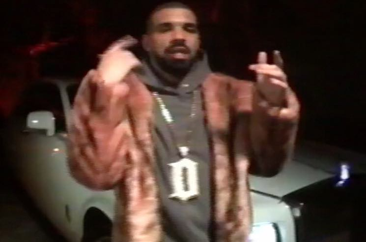 "Drake and 21 Savage Drop ""Sneakin'"" Video"