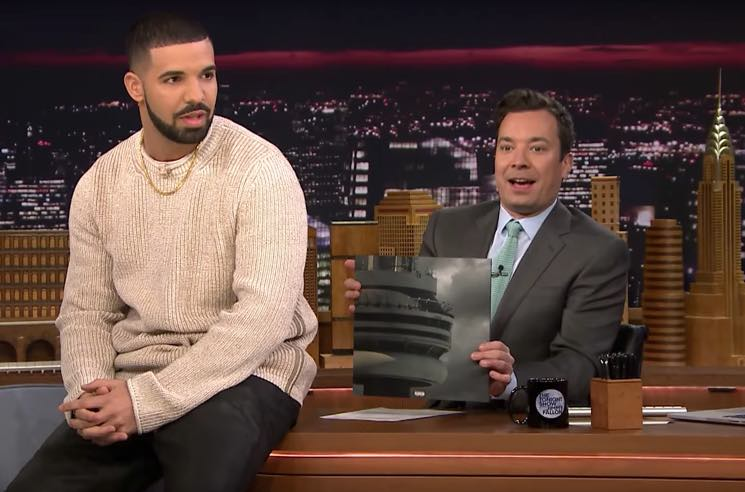 ​Watch Drake Bring Memes to Life and Play 'Face-ketball' on 'The Tonight Show'