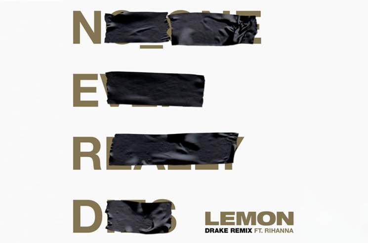 Hear Drake Hop on New Remix of N.E.R.D. and Rihanna's 'Lemon'