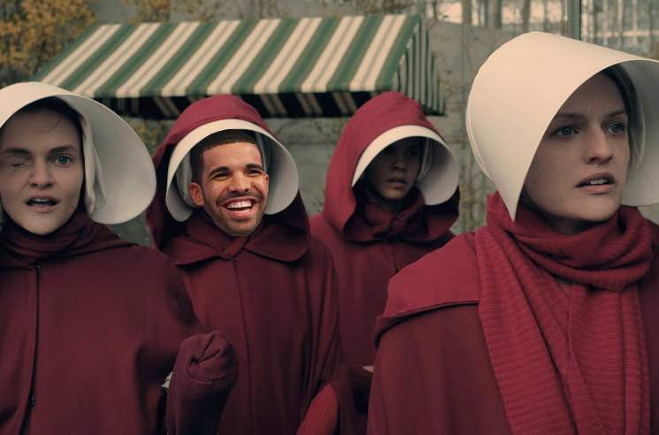 'The Handmaid's Tale' Cast Members Have Plenty of Ideas for a Drake Cameo