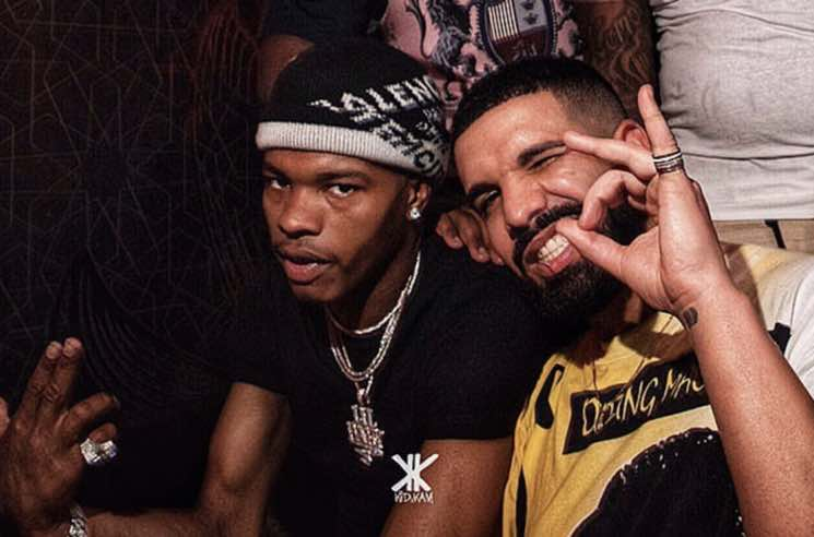 ​Drake and Lil Baby Drop New Single 'Pikachu'