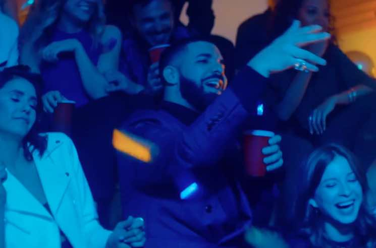 """Drake Attends 'Degrassi' High School Reunion in """"I'm Upset"""" Video"""