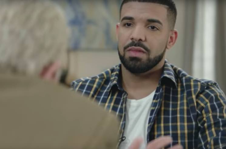 ​Watch Drake Guest Star in a 'Maya and Marty' Sketch