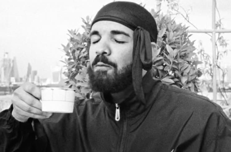 ​Watch Drake Tour London on a Double Decker Bus and Sip Tea in New 'Nonstop' Video