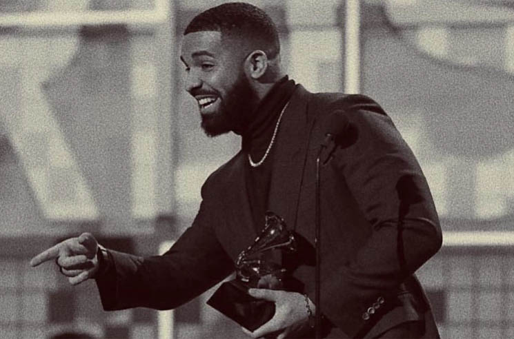 Was Drake's Grammys Speech Cut Off for Criticizing the Grammys?