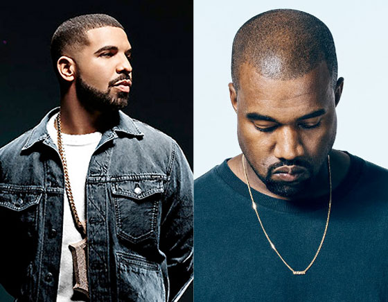 ​Kanye West Cut a Drake Verse from 'ye'