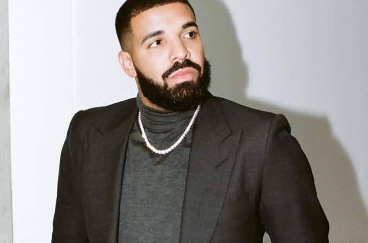 Drake's 'Certified Lover Boy' Album Promo Now Includes Semi-Trucks