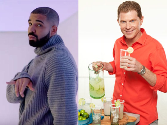 Drake Catered the 'SNL' Table Read with Food from Celebrity Chef Bobby Flay